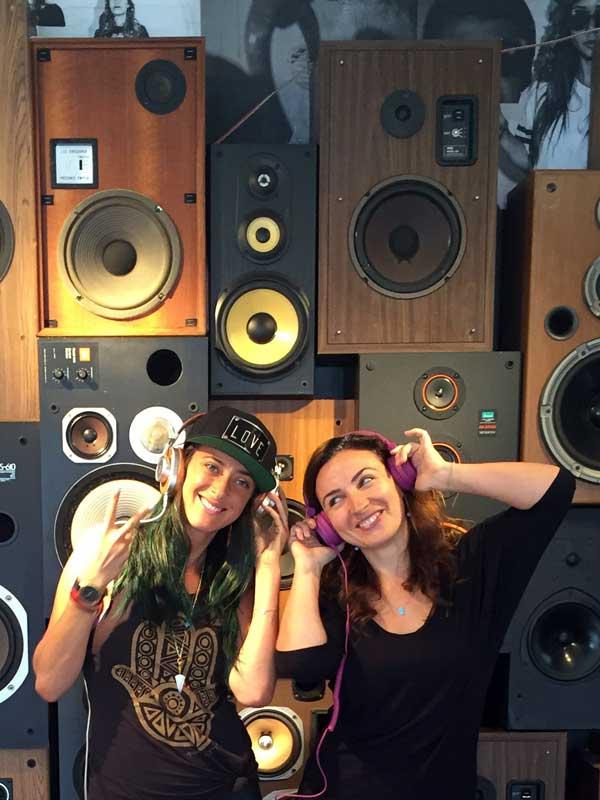 Dirt and Glitter - Rachelle Tratt and DJ Glenniest