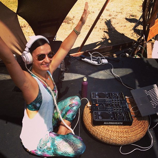 DJ Glenniest at Lightning in a Bottle 2013