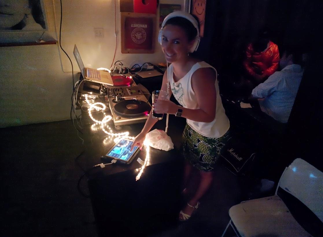 DJ Glenniest at Mandrake